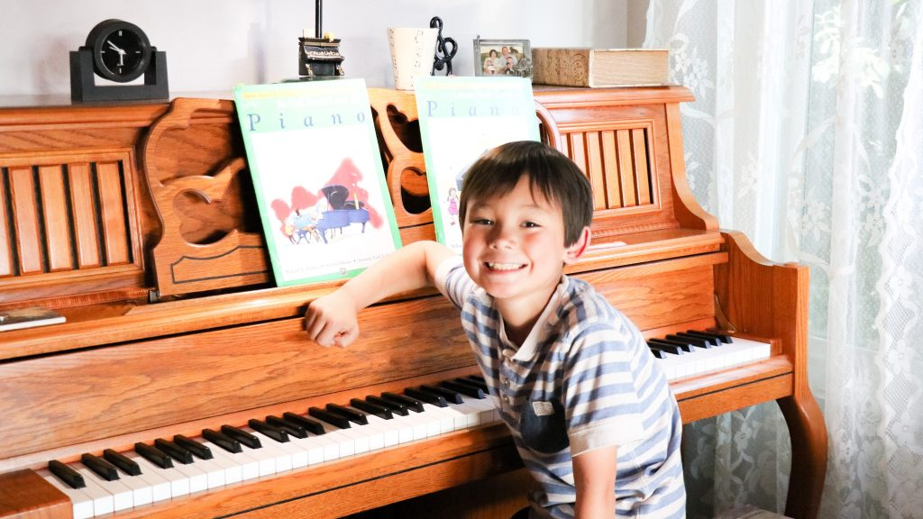Piano Lessons Here Are Fun!